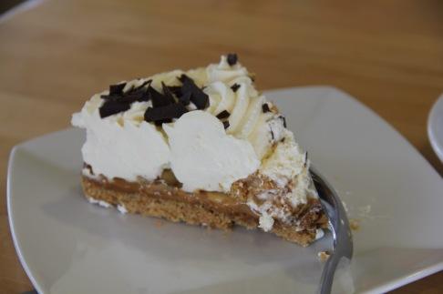 Dublin botanical gardens - delicious pie