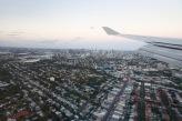 Landing in Sydney, Australia